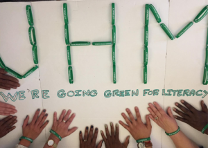 Johns Hopkins Instructors and Staff went Green for NAEFL Week