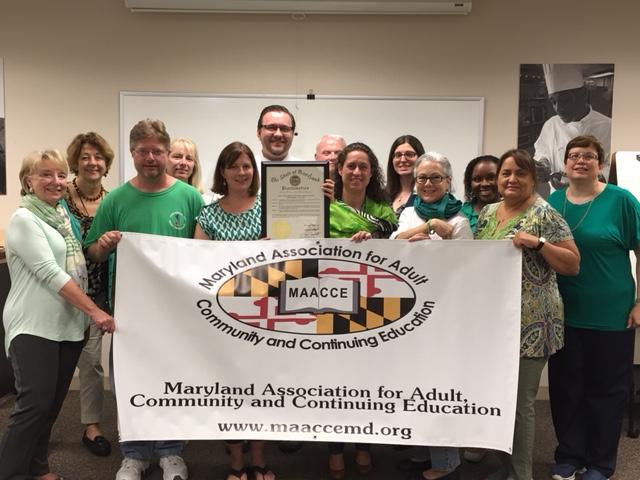 Maryland adult external diploma program